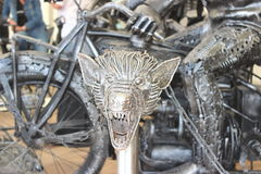 Harley Davidson Tagen 2016, Αμβούργο Στοκ Εικόνα