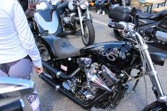 Harley Davidson Tagen 2016, Αμβούργο Στοκ Εικόνες