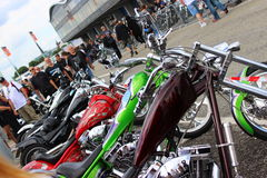 Harley Davidson Tagen 2016, Αμβούργο Στοκ Φωτογραφίες