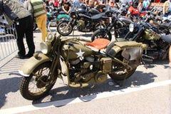Harley Davidson Tagen 2016, Hambourg Images libres de droits