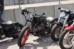 Harley Davidson Tagen 2016, Hambourg Photos libres de droits
