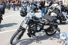 Harley Davidson Tagen 2016, Hamburg Stock Photography