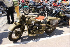 Harley Davidson Tagen 2016, Hamburg Royalty Free Stock Images