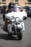 Harley Davidson - 110th célébrations d'anniversaire Images stock