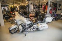 2008 Harley-Davidson, ultra Klassieke CVO Royalty-vrije Stock Foto's
