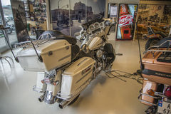 2008 Harley-Davidson, ultra Klassieke CVO Stock Afbeeldingen