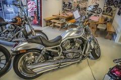 2003 Harley-Davidson, V-barra Fotos de archivo libres de regalías