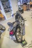 2005 Harley-Davidson, V-Stange Lizenzfreie Stockfotos