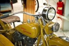Harley Davidson V/VL -  museum Sinsheim Stock Photo