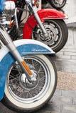 Harley- Davidson Stock Image