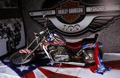 Harley de América Foto de Stock