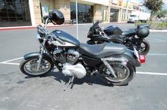 Harley & Kawasaki Stock Photos