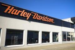 Harley logo Davidson Zdjęcia Stock
