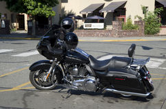 Harley motocykl Davidson Fotografia Stock