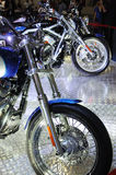 Harley motor bike Stock Images