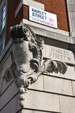 Harley Street In London Stock Images