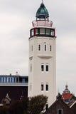 Harlingen Lighthouse. In Harlingen, Friesland, Netherlands Stock Photography