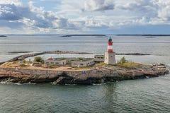 Harmaja Lighthouse Royalty Free Stock Image