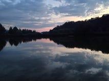 Harman湖 图库摄影