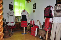 Harman Ethnographic Museum Immagine Stock