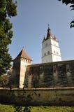Harman fortified church Stock Photos
