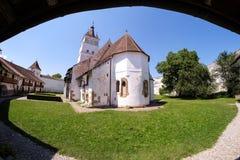 Harman Fortified Church in Transylvania near Brasov, Romania. Fi Stock Photos