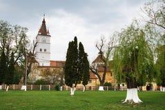 Harman fortress in Romania Royalty Free Stock Photography