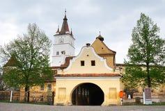 Harman fortress in Romania Stock Photography
