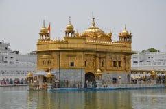 The Harmandir Sahib complex. The Harmandir Sahib (Golden Temple) complex in Amritsar, India Stock Photos