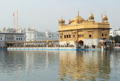 Golden Temple. Royalty Free Stock Images