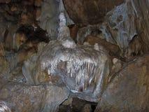 Harmanecka  cave, Slovakia Royalty Free Stock Image