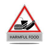 Harmful fool Stock Photography