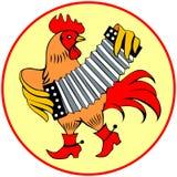 harmon κόκκορας ελεύθερη απεικόνιση δικαιώματος