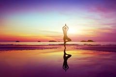 Harmoni av kroppen och anda royaltyfri fotografi