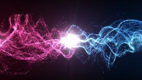 Harmoni och jämvikt mellan energin arkivbild