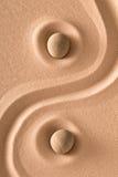 Harmonia do zen fotografia de stock
