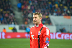 Harmonia entre FC Shakhtar contra FC Baviera Champions League Imagem de Stock