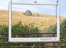 Harmonia, Kalifornia Fotografia Royalty Free