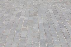 Harmonic floor tiles background Stock Image