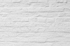 Harmonic white brick background. Pattern of harmonic white brick background stock images