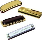 harmonica Royaltyfri Bild