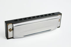 Harmonica Royalty Free Stock Photography