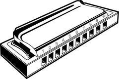 harmonica Стоковые Изображения