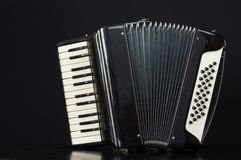 Harmonica accordion Royalty Free Stock Images
