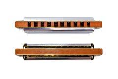 Harmonica Stock Images
