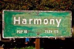 Harmonie Royalty-vrije Stock Foto