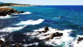 Harmonie de mer Images libres de droits