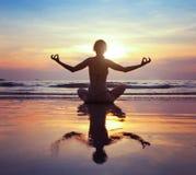 Harmonie van gezondheid Stock Foto