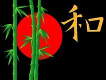harmonihieroglyph Arkivfoto