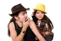 Harmonika Lizenzfreies Stockfoto